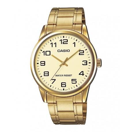 ساعت مردانه کاسیو مدل MTP-V001G-9B