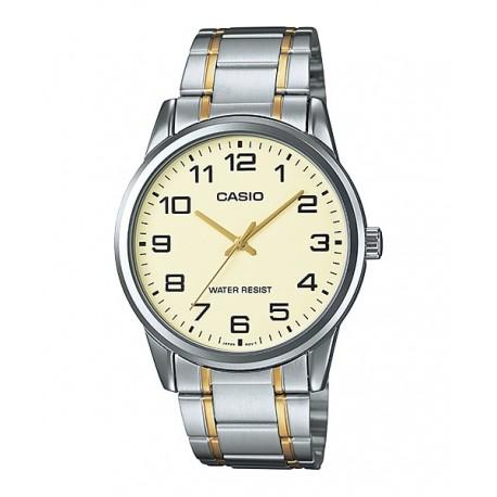 ساعت مردانه کاسیو مدلMTP-V001SG-9B