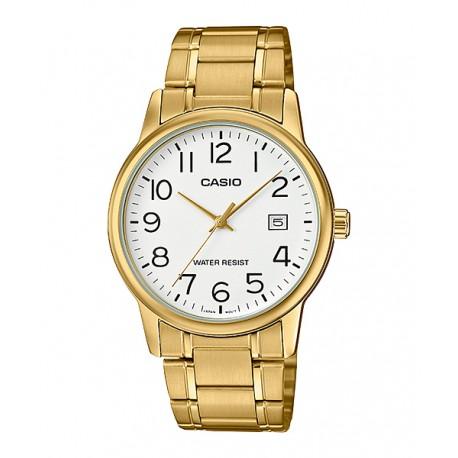 ساعت مردانه کاسیو مدل MTP-V002G-7B2