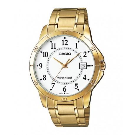 ساعت مردانه کاسیو مدل MTP-V004G-7B