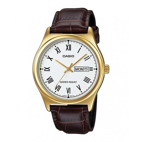 ساعت مردانه کاسیو مدل MTP-V006GL-7B
