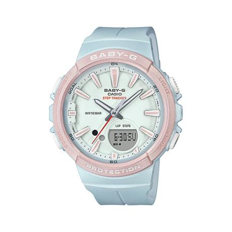 ساعت زنانه کاسیو BABAY-G مدل BGS-100SC-2A