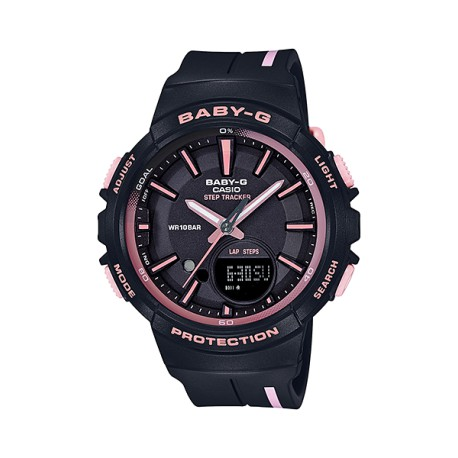 ساعت زنانه کاسیو BABAY-G مدل BGS-100RT-1A