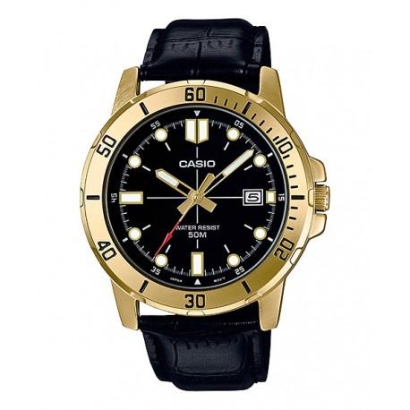 ساعت مردانه کاسیو مدل MTP-VD01GL-1EV
