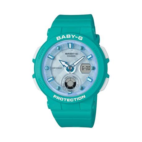 ساعت زنانه کاسیو BABAY-G مدل BGA-250-2A