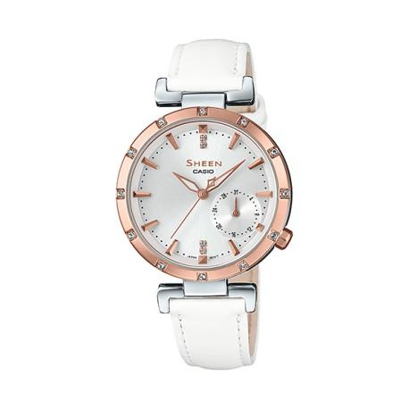 ساعت زنانه کاسیو SHEEN مدل SHE-4051PGL-7A