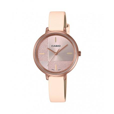 ساعت زنانه کاسیو مدل LTP-E152RL-4E
