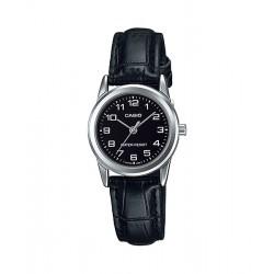 ساعت زنانه کاسیو مدل LTP-V001L-1B