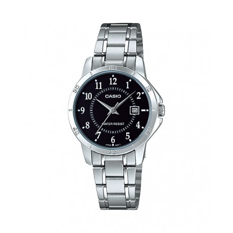 ساعت زنانه کاسیو مدل LTP-V004D-1B