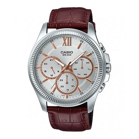 ساعت مردانه کاسیو مدل MTP-E315L-7AV