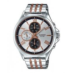 ساعت مردانه کاسیو مدلMTP-E316RG-7AV