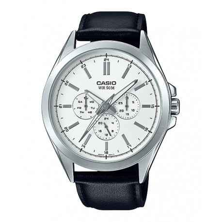 ساعت مردانه کاسیو مدلMTP-SW300L-7AV