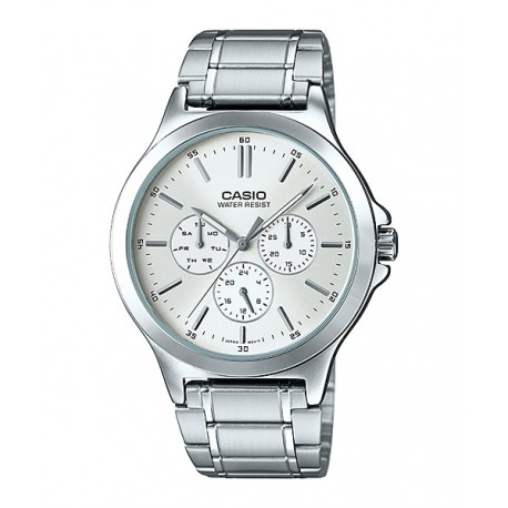 ساعت مردانه کاسیو مدل MTP-V300D-7A