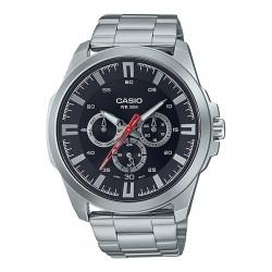 ساعت مردانه کاسیو مدل MTP-SW310D-1AV