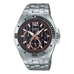 ساعت مردانه کاسیو مدل MTD-1060D-1A3V