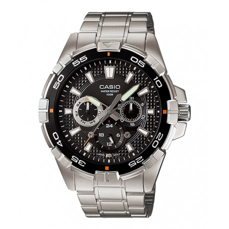 ساعت مردانه کاسیو مدل MTD-1069D-1AV