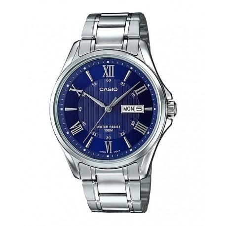 ساعت مردانه کاسیو مدل MTP-1384D-2AV