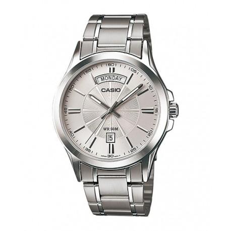 ساعت مردانه کاسیو مدل MTP-1381D-7AV