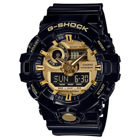 ساعت مردانه کاسیوGA-710GB-1A