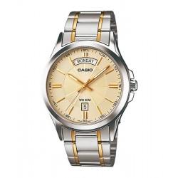ساعت مردانه کاسیو مدل MTP-1381G-9AV