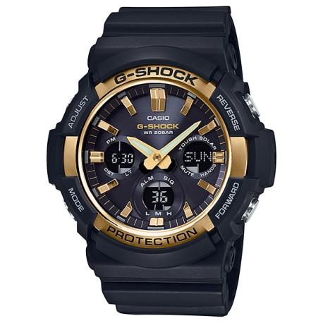 ساعت مردانه کاسیوGAS-100G-1A
