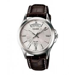ساعت مردانه کاسیو مدل MTP-1381L-7AV