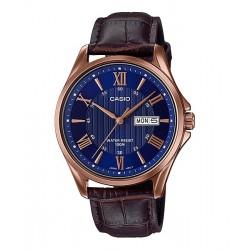 ساعت مردانه کاسیو مدل MTP-1384L-2AV